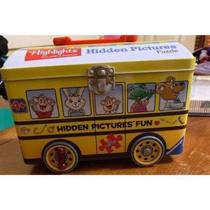 Highlights Hidden Pictures Puzzle Kids